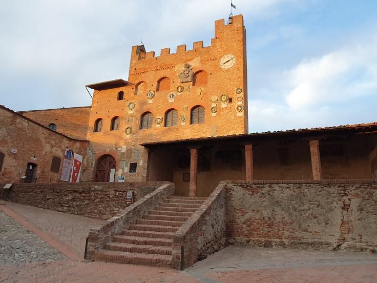 Certaldo Alto Palazzo