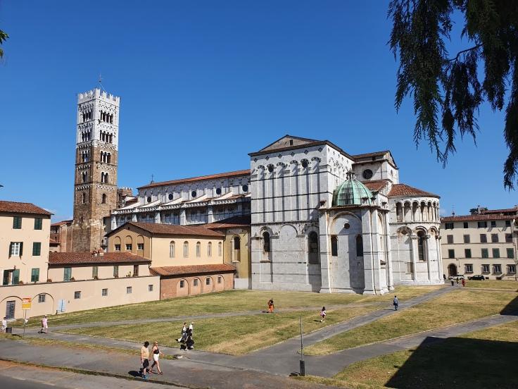 Lucca Kathedrale Duomo San Martino