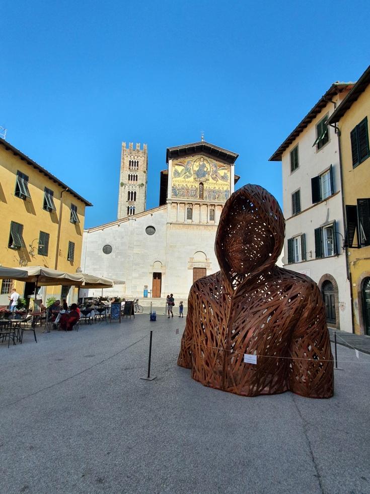 Lucca - romanische Kirche San Frediano