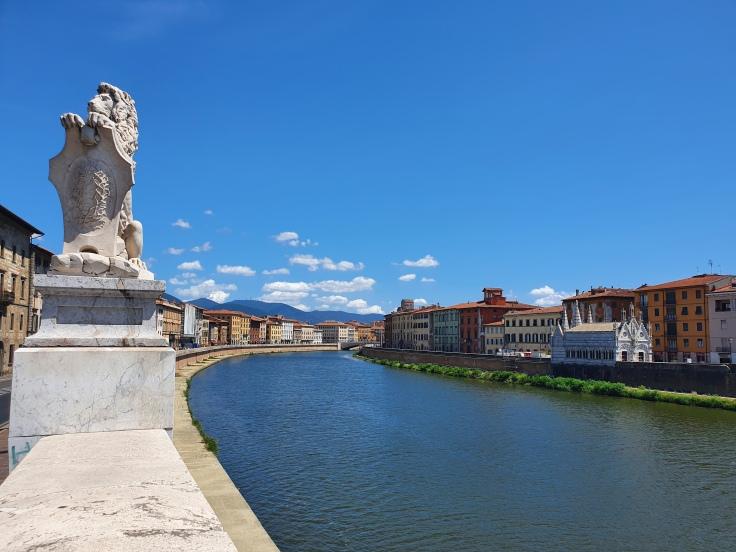 Pisa - Arno