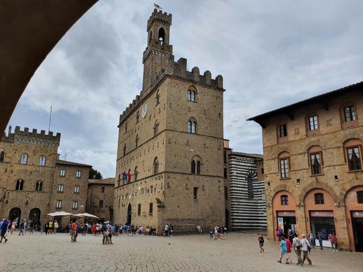 Volterra - Palazzo dei Priori