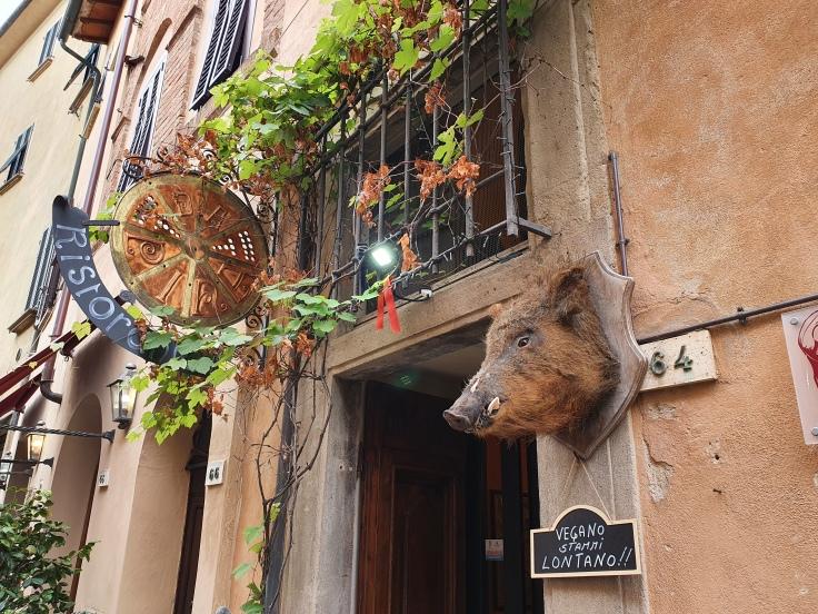 Volterra - nichts für Veganer