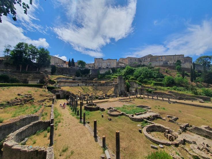 Volterra - römisches Theater