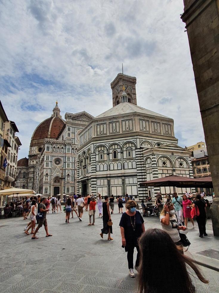 Florenz - Kathedrale Santa Maria del Fiore