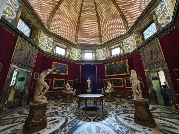Florenz - Uffizien