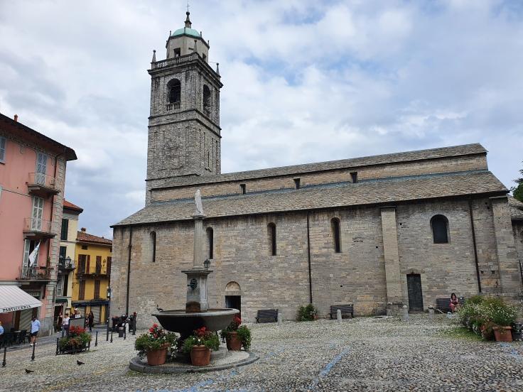 Bellagio - Basilica di San Giacomo
