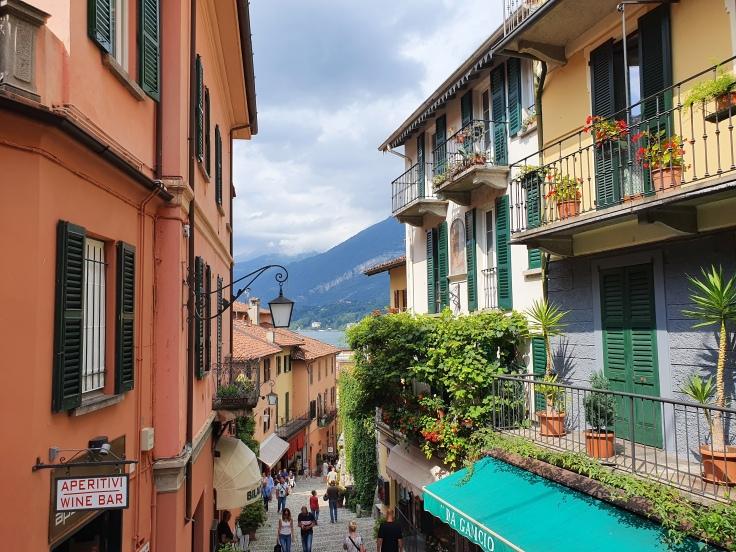 Bellagio Altstadtgassen