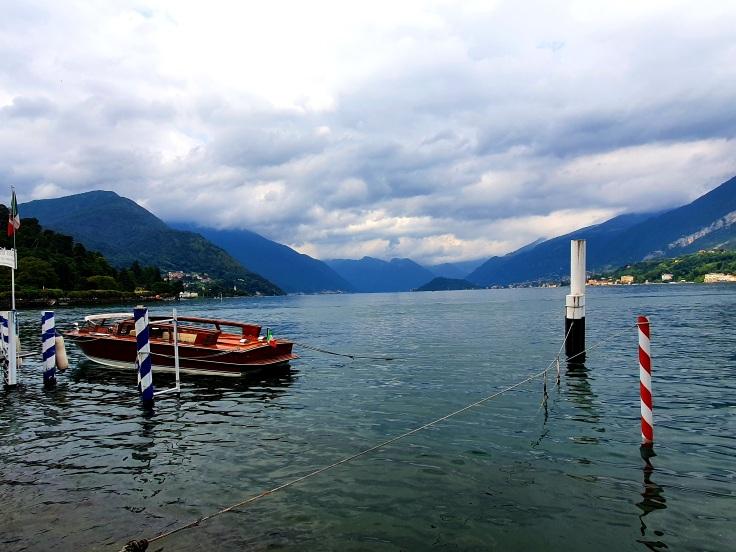 Bellagio - Blick auf Comer See