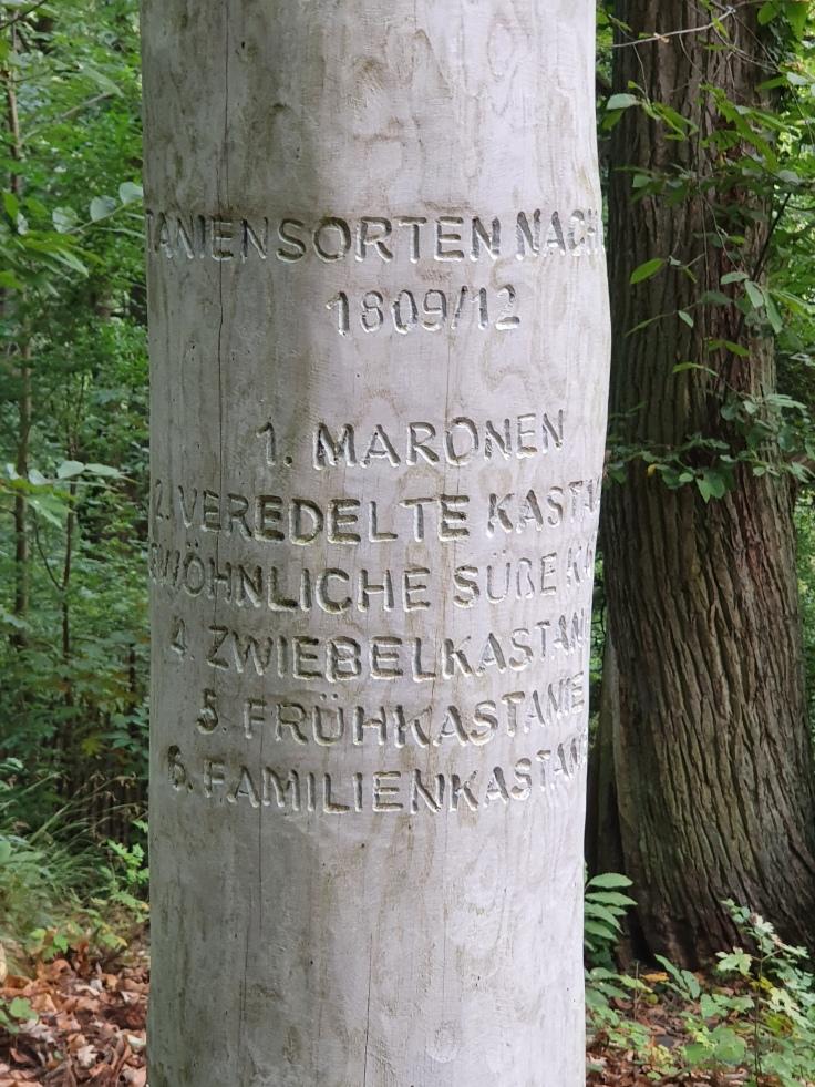 Kastaneum Kronberg Maronen Keste Rezepte